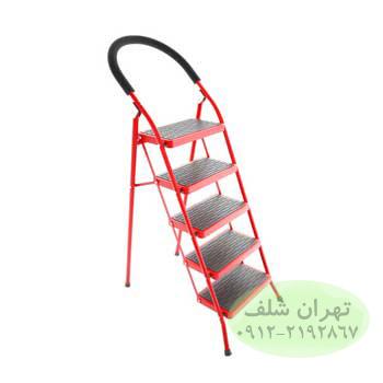 نردبان خانگی پنح پله مدل a1