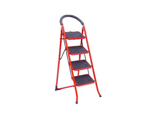 نردبان خانگی چهار پله مدل a1