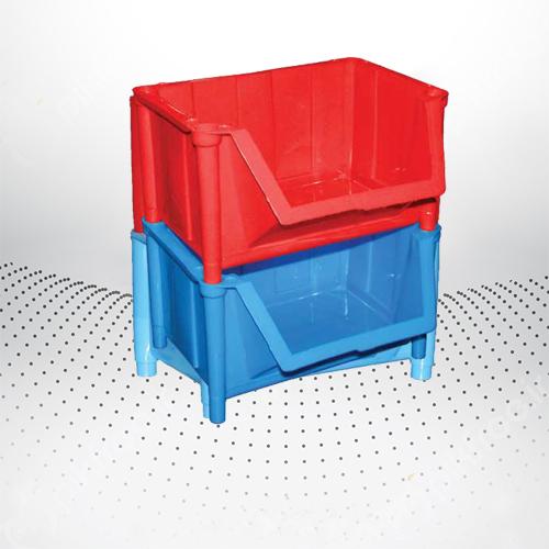 پالت پلاستیکی 100×130×190میلیمتری