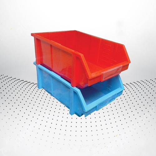 پالت پلاستیکی 195×325×440میلیمتری