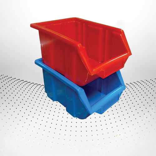 پالت پلاستیکی 120×160×240میلیمتری