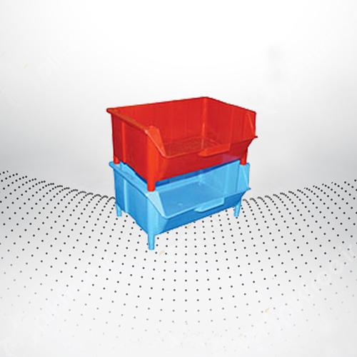 پالت پلاستیکی 145×235×275میلیمتری