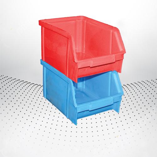 پالت پلاستیکی 85×110×175میلیمتری