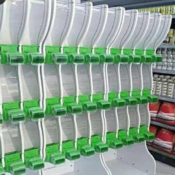 قفسه فروشگاهی ادویه