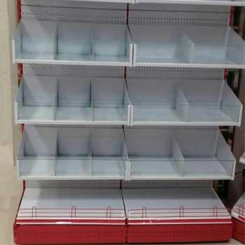 قفسه فروشگاهی حبوبات
